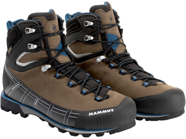 Mammut Kento High GTX Shoes Herren bark-black